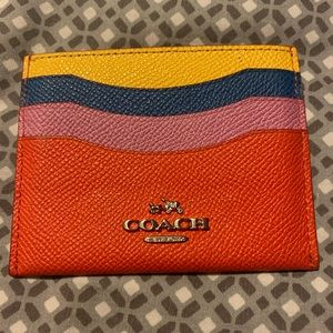 Coach Card case/Wallet
